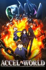 Nonton Streaming Download Drama Accel World (2012) Subtitle Indonesia