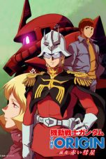 Nonton Streaming Download Drama Mobile Suit Gundam: The Origin – Advent of the Red Comet (2019) Subtitle Indonesia