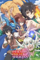 Nonton Streaming Download Drama Isekai Cheat Magician (2019) Subtitle Indonesia